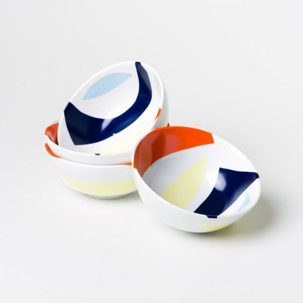 Bowl Médio - Coleção Cores De Tarsila